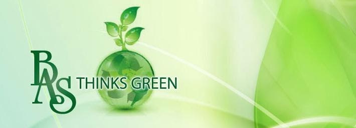 BAS Thinks Green